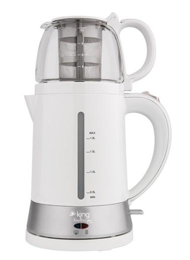 Teamax Demlikli Otomatik Çay Makinesi-King
